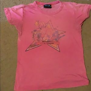 Junk Food Jem and the Holograms tee